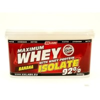 Xxlabs Maximum Whey Protein Isolate 92 2200 g