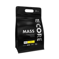 Fitness Authority Mass Core 3000 g banán