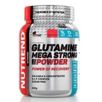 Nutrend Glutamine Mega Strong Powder 500 g hruška