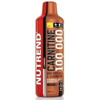 Nutrend Carnitine 100000 1000 ml citron