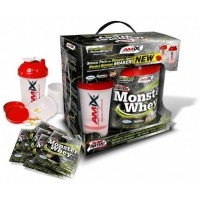 Amix Anabolic Monster Whey 2000 g