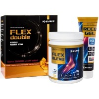 Evris Flex Double Blend 800 g citron + Reco Gel