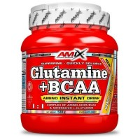 Amix L-Glutamine + BCAA Powder 530 g