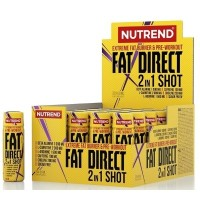 Nutrend Fat Direct Shot 60 ml bez příchutě