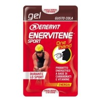 Enervit Gel One Hand 2×12,5 ml cola