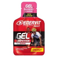 Enervit Gel s kofeinem 25 ml citrus