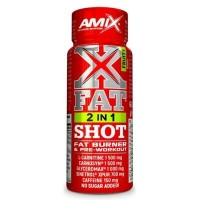 Amix XFat 2 in 1 Shot 60 ml ovoce