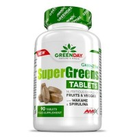 Amix SuperGreens Tablets 90 tablet