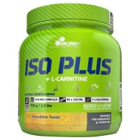 Olimp ISO Plus + L-carnitine 700 g