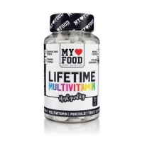 MyLovedFood Life Time Multivitamin 90tablet