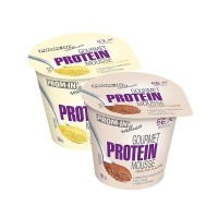 Prom-IN Gourmet Protein Mousse 50 g vanilka