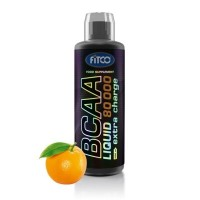 Fitco BCAA Liquid 80 000 1000 ml pomeranč