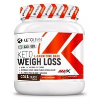 Amix KetoLean Keto goBHB Weight Loss 240 g cola