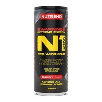 Nutrend N1 Drink 330 ml energy